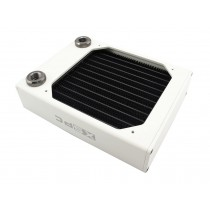 XSPC AX120 Single Fan Radiator (White) V2