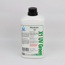 X1 - UV Green 1ltr