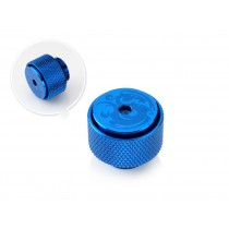 "(Preorder) Bitspower G1/4"" Royal Blue AIR-Exhaust Fitting"