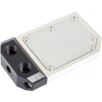 Aquacomputer Water block for kryoM.2, nickel plated