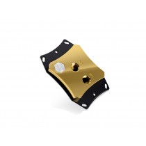 (Preorder) Bitspower CPU Block Summit EF X For AMD AM4 - Golden