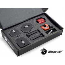 Bitspower Plastic Tube Retouch Kit OD12MM