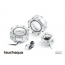 Touchaqua Water Tank Octagonal Dual Package-Digital RGB