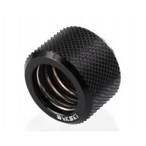 Bykski Rigid 14mm OD Fitting - Black (B-HTJ-L14)