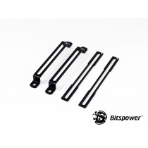 Bitspower 120 Universal Water Tank Mount Panel (RAD Side)