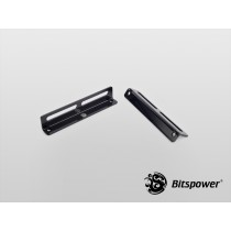 Bitspower DDC Pump Cooler Bracket (Black)