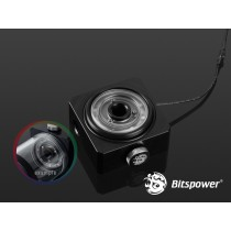 Bitspower DDC TOP Reservoir Adaptor Digital RGB
