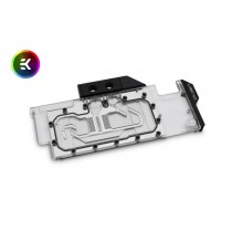 EK Vector RTX RE Ti RGB - Nickel + Plexi + Backplate - Black