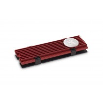 EK-M.2 NVMe Heatsink - Red